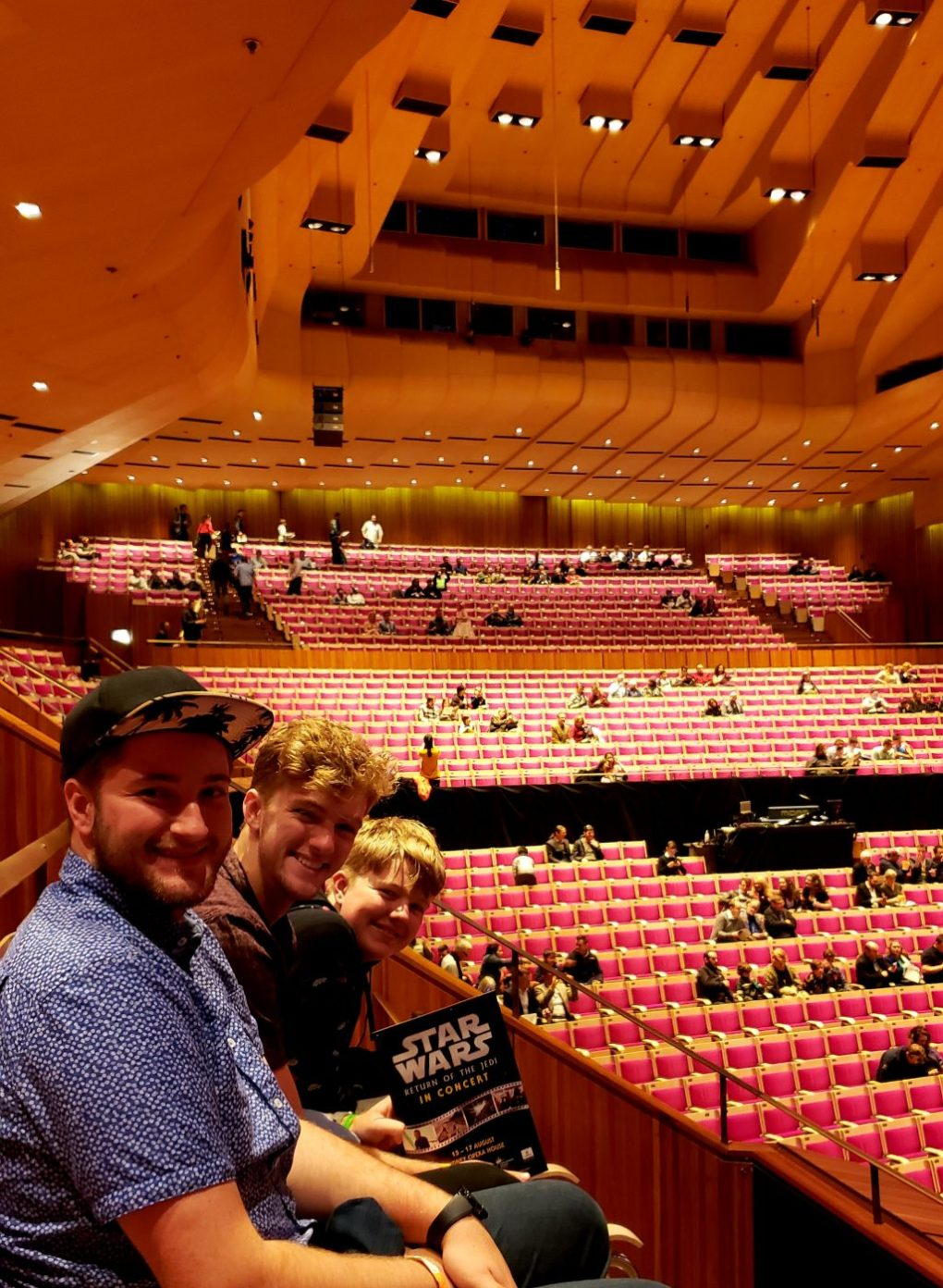 sydney opera house inside sails