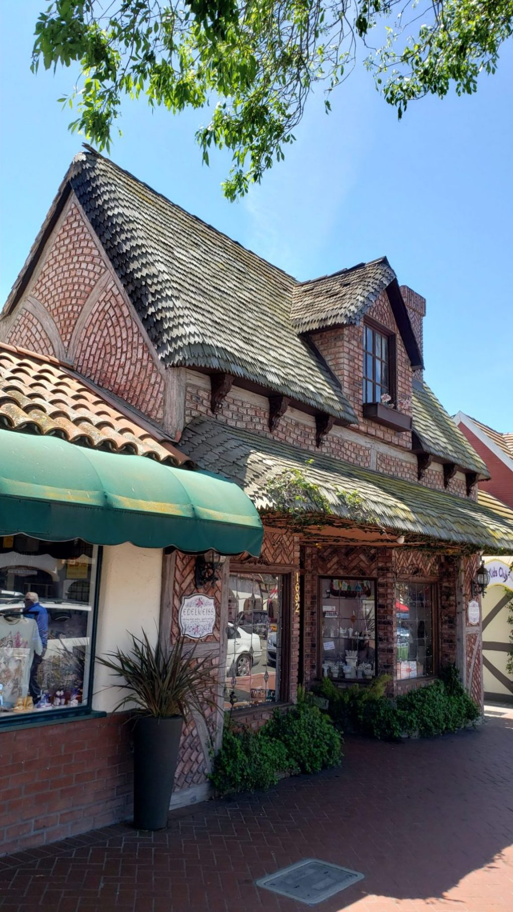Edelweiss store in solvang