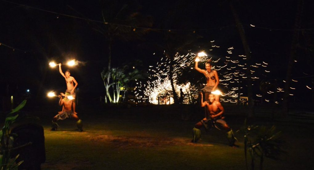 uprising lovo fire performance