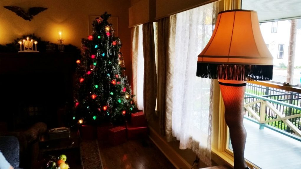 a christmas story house special award
