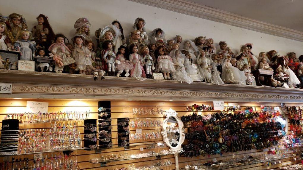 creepy dolls solvang