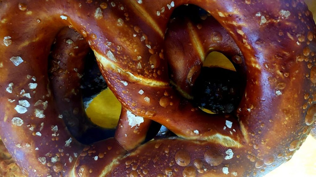 grover beach sourdough pretzel