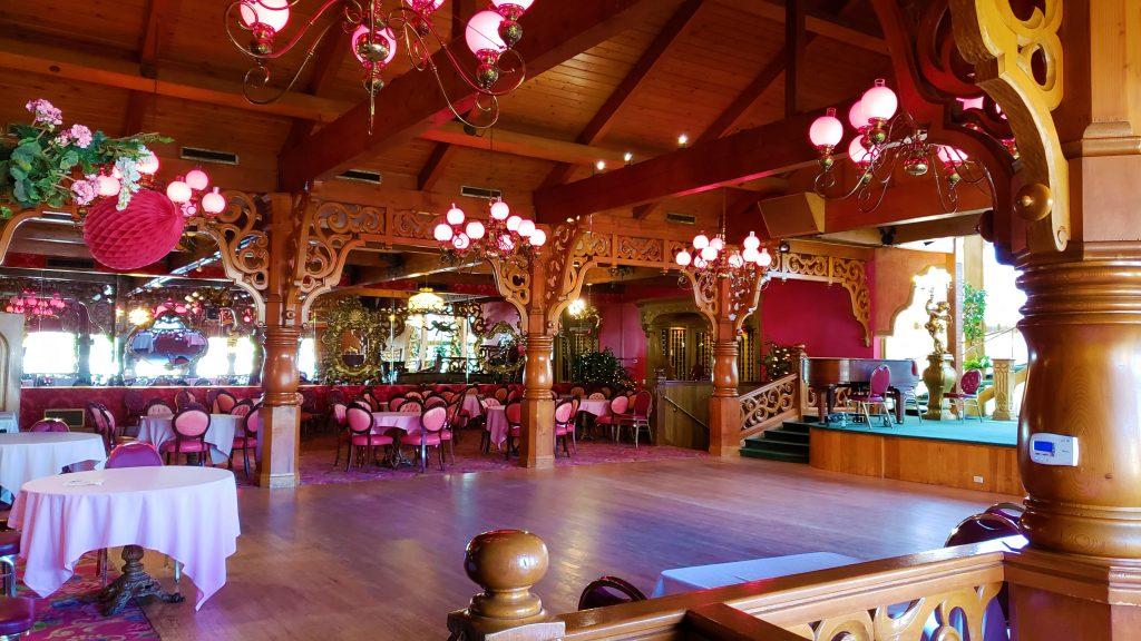 madonna inn ballroom