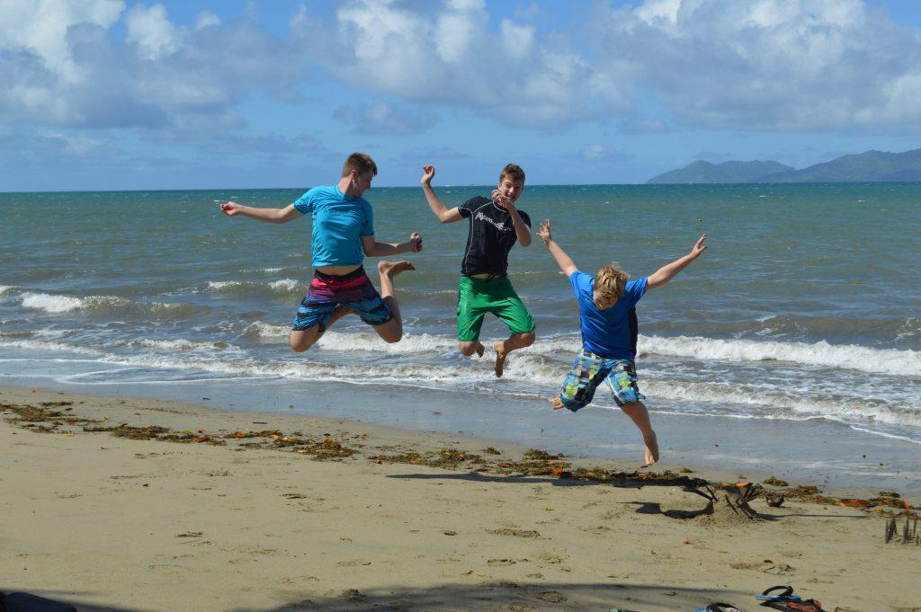 uprising jump for joy