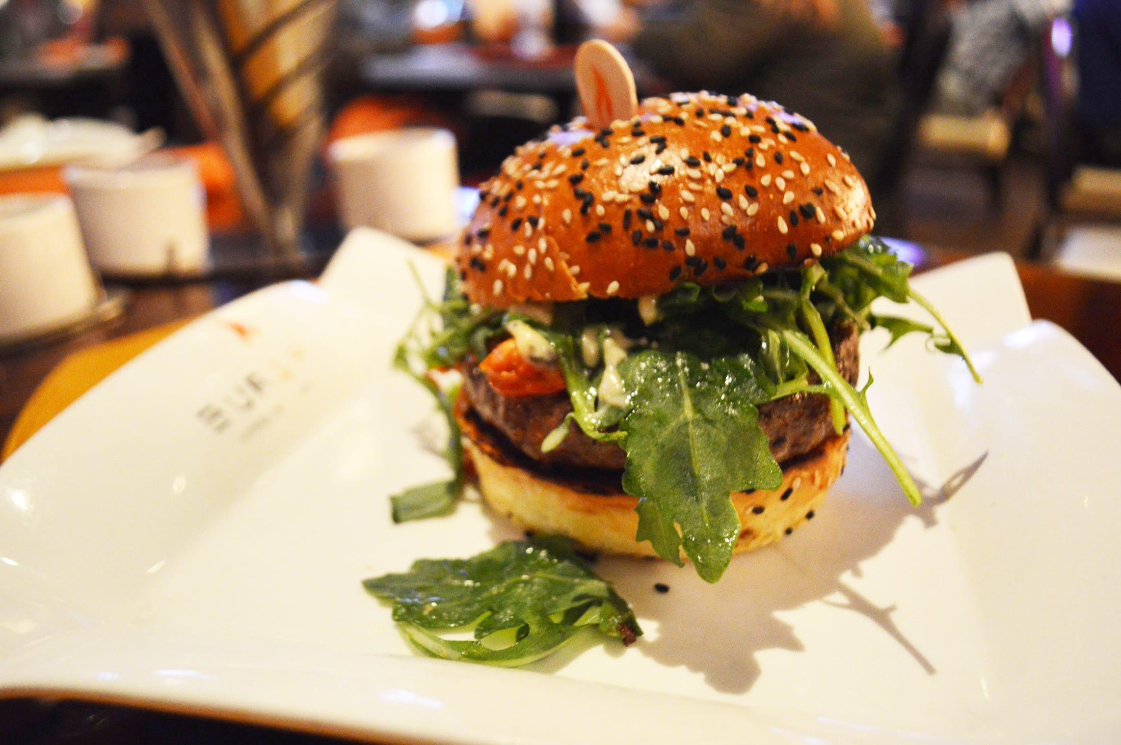 Euro burger - Gordon Ramsay's burGR