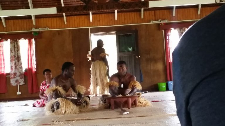 fiji kava ceremony