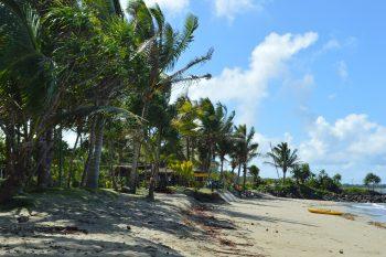 uprising beach toward lobby