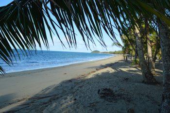 uprising beach toward villas