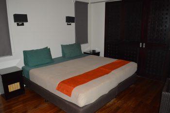 uprising villa bedroom