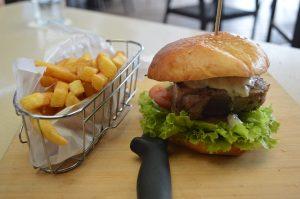 uprising food ahi burger