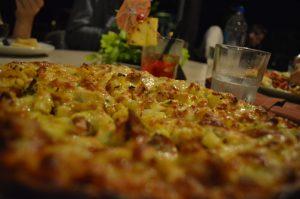 uprising food bbqpizza