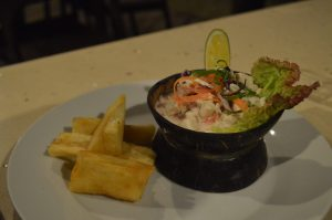 uprising food ceviche